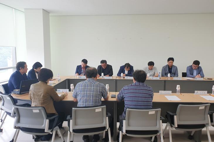 남북해조자원교류원 정책협의회